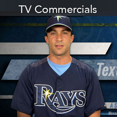 Television commercial company in Tampa
